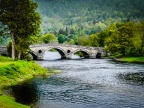 Bridge Over The River Lochay, Killin