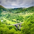 Monsal Viaduct, Peak District