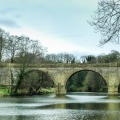 Prebends Bridge Over The River Wear, Durham